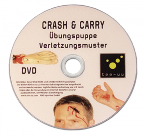 Crash & Carry Übungspuppe